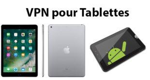 VPN tablettes