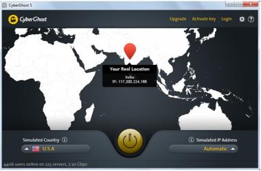Cyberghost vpn : de nouveaux serveurs installés