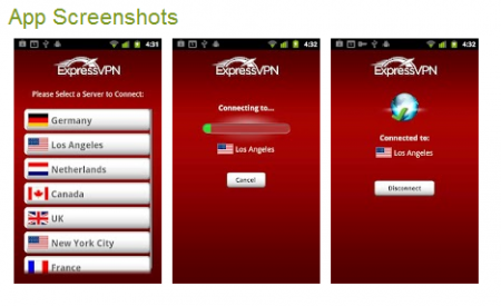 express vpn connect