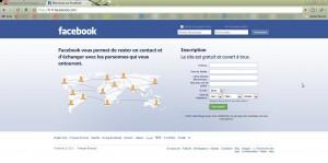 facebook déblocage