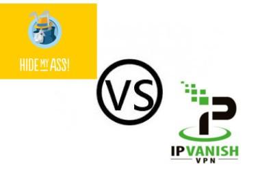Hidemyass VS Ipvanish