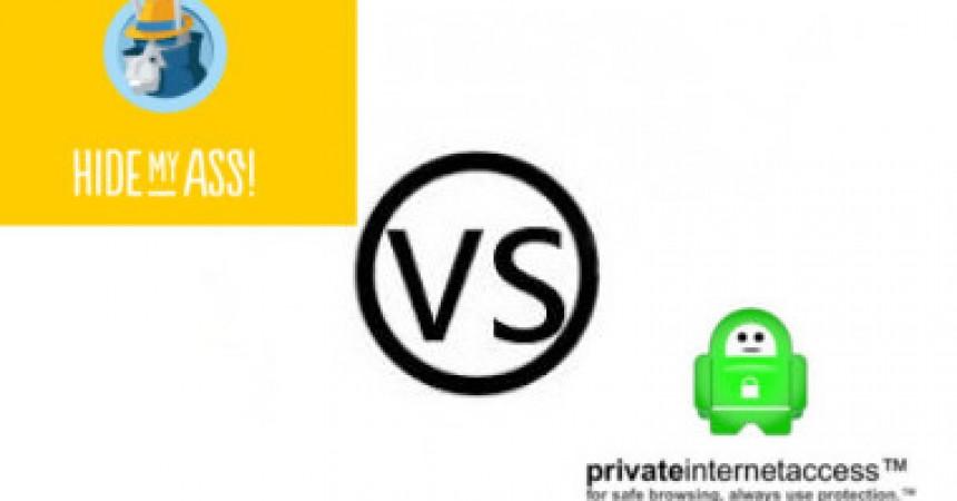 Hidemyass vs PIA