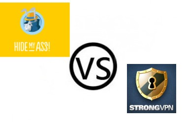 Hidemyass vs Strong VPN