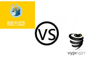 Hidemyass VS VyprVPN