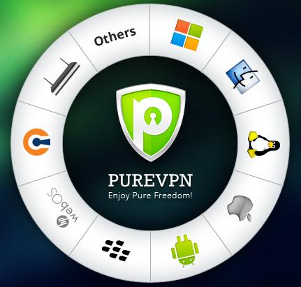 purevpn compatibilite