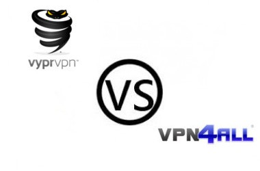 VyprVPN vs Vpn4all