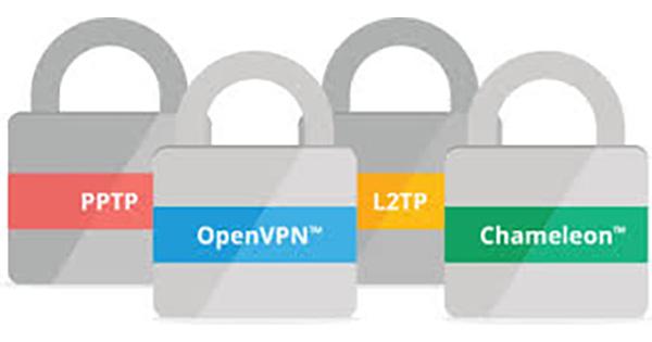 Protocoles VPN usuels