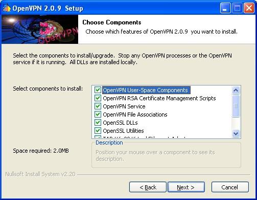 open vpn configuration