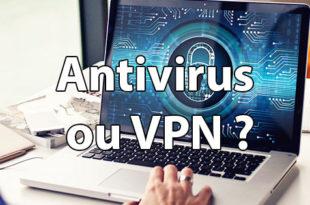 Antivirus ou VPN
