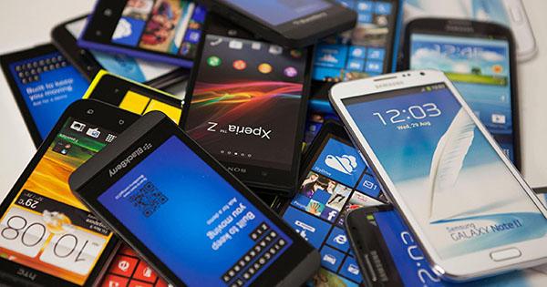 VPN configuration smartphone