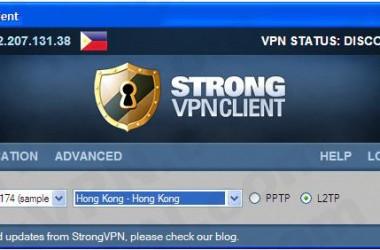 Comment installer Strongvpn sur Windows ?