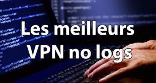 Meilleurs VPN no logs