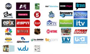 TV US à débloquer