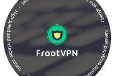 Test du vpn Froot VPN
