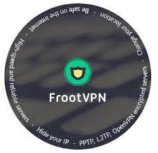 Froot VPN logo