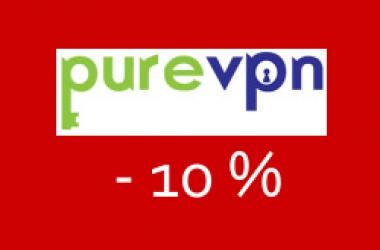 Code promo Pure VPN