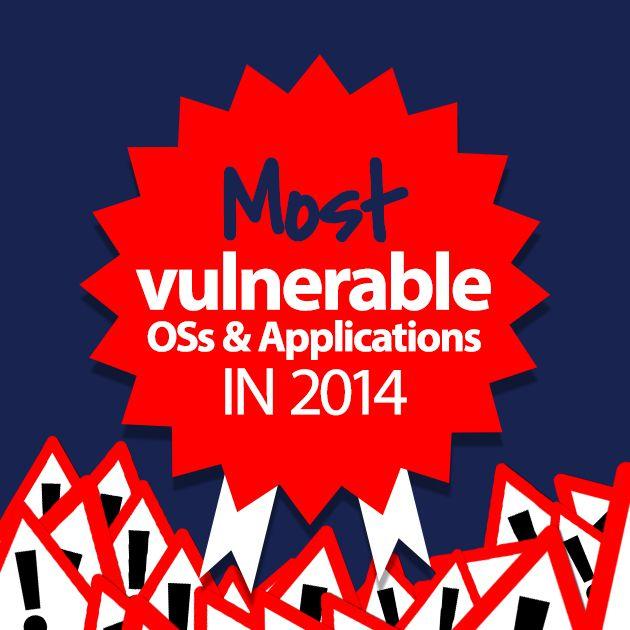 OS les plus vulnérables