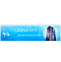 Lamnia vpn logo