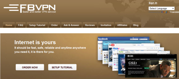 fbvpn site