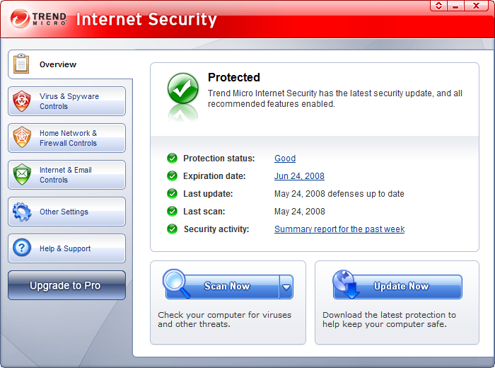trend micro antivirus logiciel