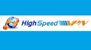 Highspeedvpn logo