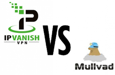 Ipvanish vs Mullvad vpn