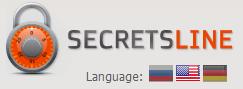 SecretsLine logo