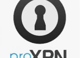 Test du service vpn Proxvpn