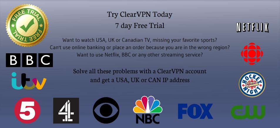 Clearvpn site