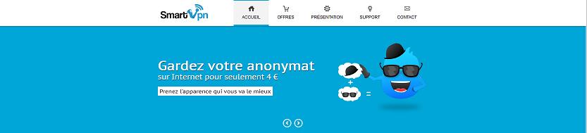 Smartvpn site