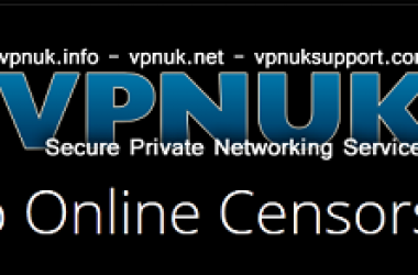 A propos du service vpn Vpnuk