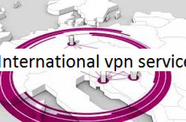 International VPN Service