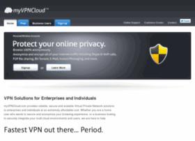 Myvpncloud site