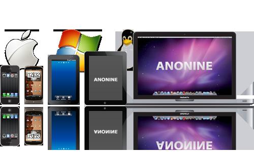 Anonine compatibilité