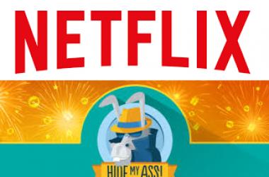 Comment débloquer Netflix avec Hidemyass ?