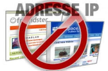Comment contourner le bannissement d'adresse IP ?