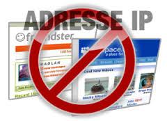 Bannissement IP