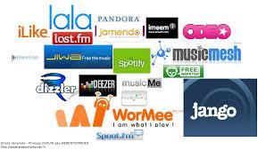 Streaming musique en ligne