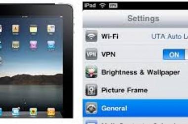 Vpn Ipad : installation et vpn recommandés
