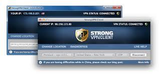 strongvpn pour tv