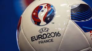 Championnat foot euro 2016