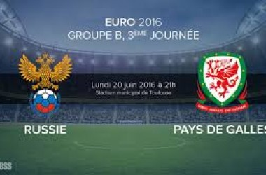 Vpn pour voir le match Pays de Galles – Russie