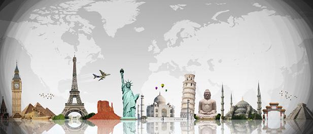 voyages à l'étranger