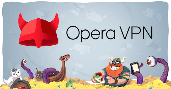 Opera vpn pour android