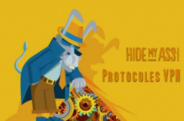 Hidemyass : les protocoles vpn supportés