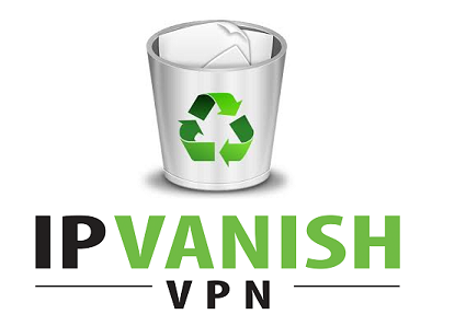 uninstall ipvanish
