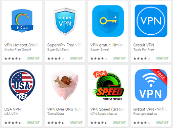vpn android gratuit