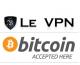 Actus Levpn : paiement par Bitcoin dorénavant possible !