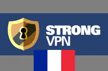 A propos du nouveau serveur FR de Strongvpn