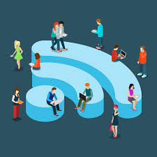 Wifi public logo
